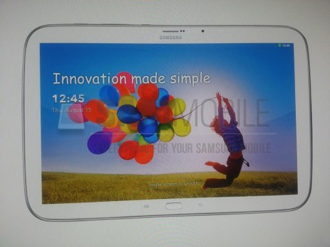 Samsung Galaxy Tab 3 8.0 confermato da SamMobile [RUMORS]