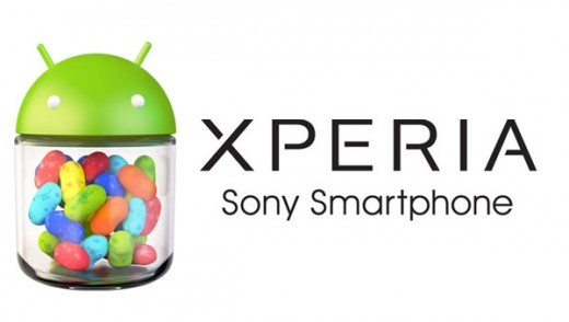 Sony, l'aggiornamento a Jelly Bean per Xperia P, Xperia go e Xperia E Dual inizia questa settimana