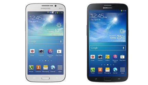 Samsung annuncia ufficialmente la nuova gamma Galaxy Mega