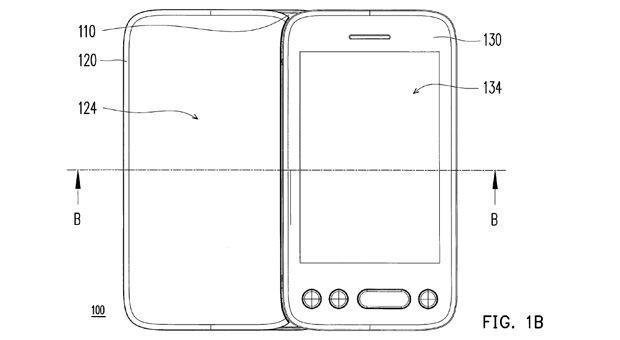 HTC, un nuovo brevetto mostra un futuro smartphone dual-screen
