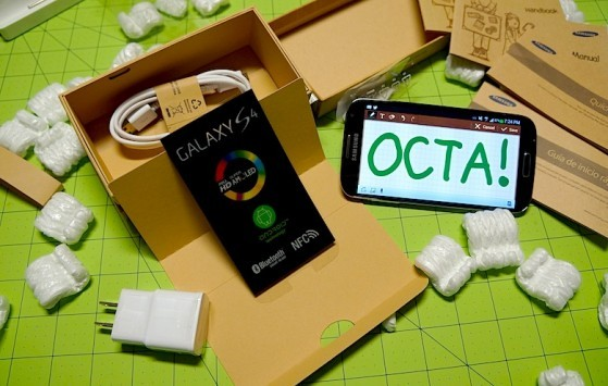 Samsung Galaxy S IV (versione Exynos 5 Octa): video unboxing