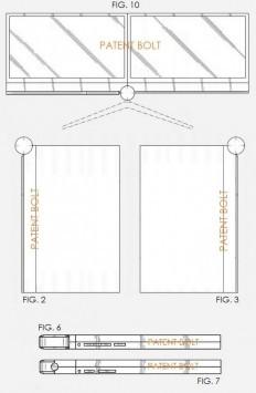 Samsung brevetta un tablet a doppio schermo in grado di trasformarsi