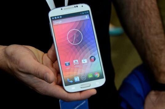 Samsung Galaxy S4 'Nexus Edition': ecco un primo hands-on [Foto]