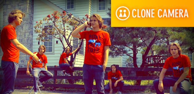 Clone Camera: nuova app per personalizzare i nostri scatti