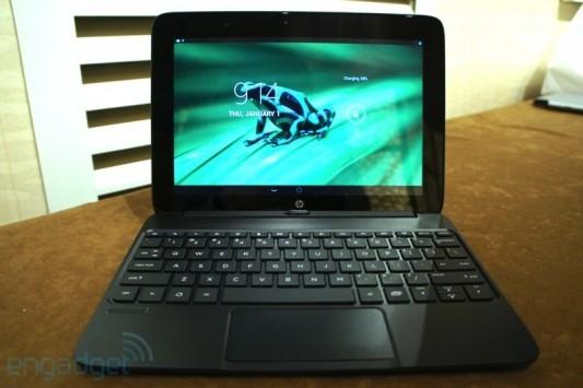 HP Slatebook X2 ufficiale: 10.1