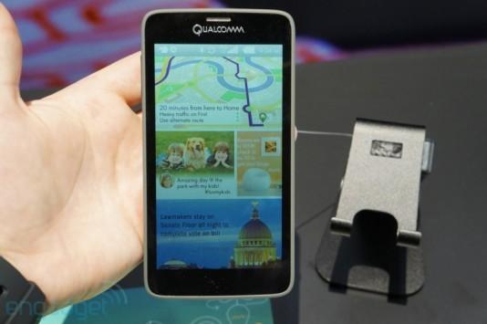 Qualcomm presenta nuovi display da 5 pollici: risoluzione a 2'560x1440 pixel e 577 ppi