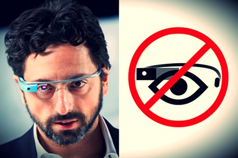 Google Glass banditi dai cinema statunitensi
