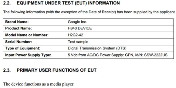 [Rumor] Dagli ultimi documenti FCC emerge un nuovo media-player Google: è l'erede di Nexus Q?