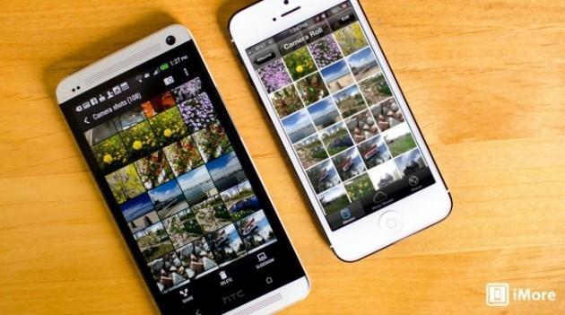HTC One vs Apple iPhone 5: nuovo confronto sulla qualità della fotocamera