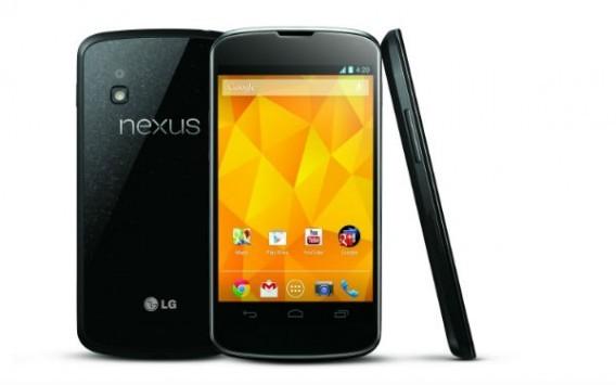 Nexus 4: in vendita a soli 199$ sul Play Device