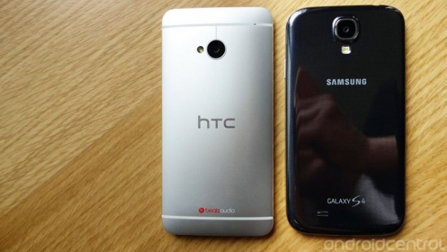 Samsung Galaxy S4 vs HTC One: Megapixel vs Ultrapixel