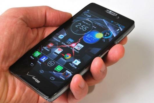 Motorola X Phone: 4,8