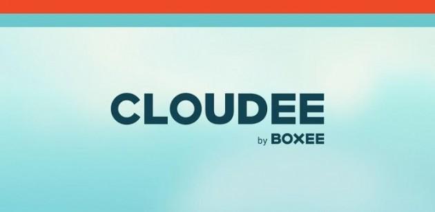 Cloudee: l'app ufficiale di Boxee che permette di salvare nel cloud i propri video