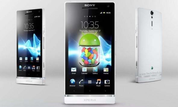 Sony Xperia S: iniziato il roll-out di Android 4.1.2 Jelly Bean in Francia