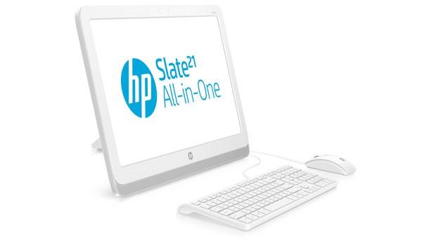HP Slate 21: Tegra 4, display HD da 21.5 pollici ed Android 4.2.2