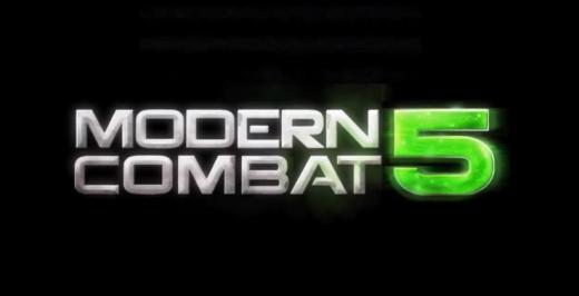 Gameloft: rilasciato un nuovo ed emozionante trailer di Modern Combat 5 [VIDEO]