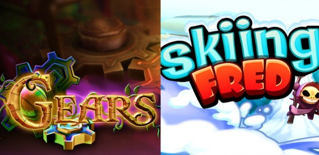 Gears e Skiing Fred disponibili sul Play Store
