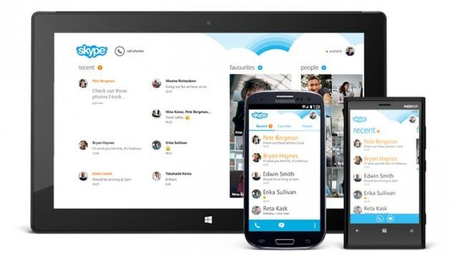 Skype 4.0 arriva su Android e festeggia i 100 milioni di installazioni