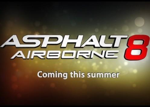 Asphalt 8: sul Play Store dall'8 Agosto