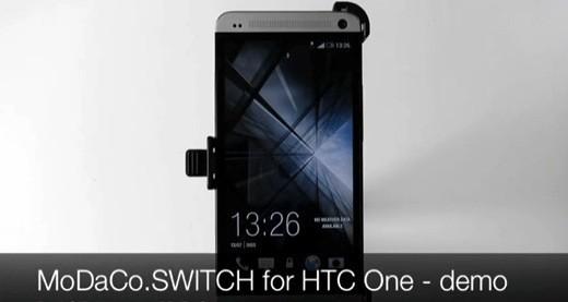 HTC One: il MoDaCo.SWITCH presto si aggiornerà per Android 4.3