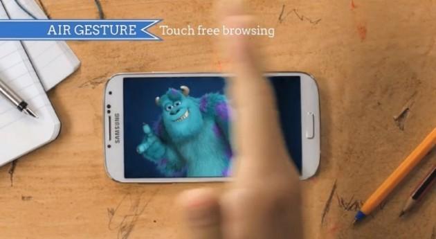 Samsung Galaxy S4 e Pixar, ecco il nuovo spot realizzato con i protagonisti di Monsters University