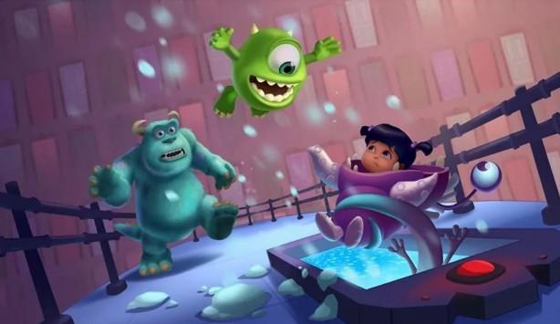 Monsters & Co. RUN: ecco un nuovo simpatico videogame della Disney
