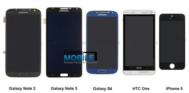Samsung Galaxy Note 3: trapelate nuove immagini e render