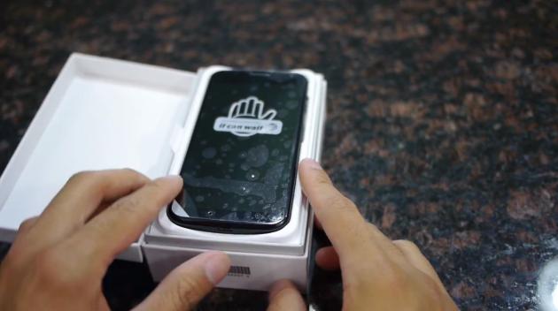 Moto X: ecco il primo unboxing