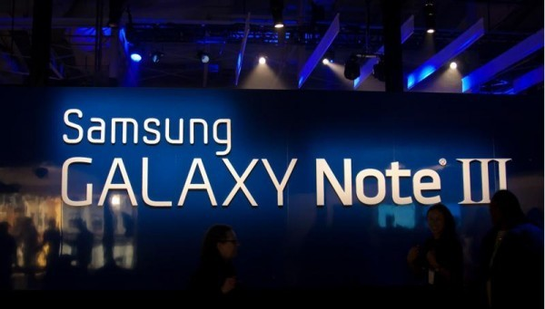Il Samsung Galaxy Note III ha un Display PenTile Amoled [UPDATE]