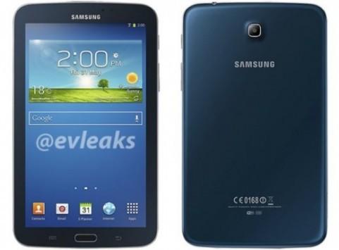 Samsung Galaxy Tab 3 7.0: in arrivo anche in Blu