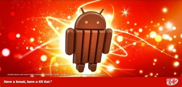 Android 4.4 KitKat: ecco gli sfondi ufficiali delle 9 versioni Android