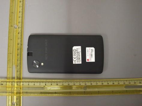 Nexus 5 (LG D820): ecco le immagini trapelate