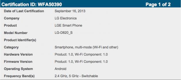 Nexus 5 riceve le certificazioni WiFi e spuntano due varianti