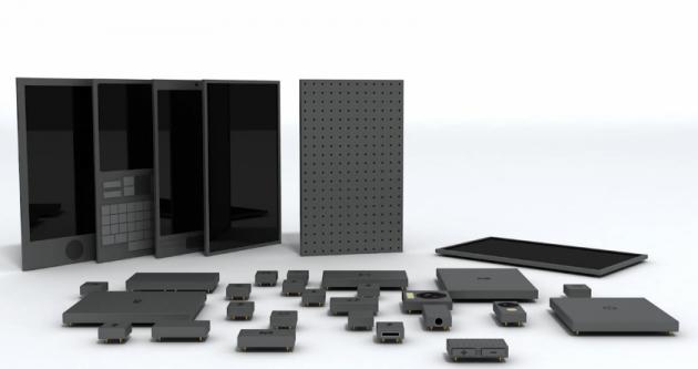 Phonebloks: Concept di uno smartphone modulare