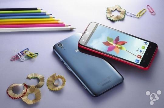 ZTE Geek: ecco il primo smartphone Android con Tegra 4