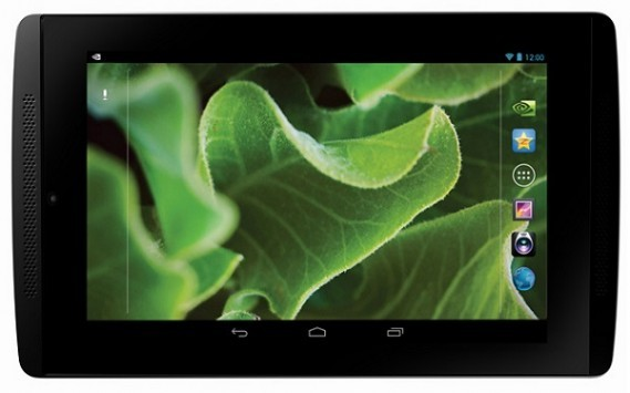 Zotac Tegra Note 7 : tablet Android nato dal reference board Nvidia