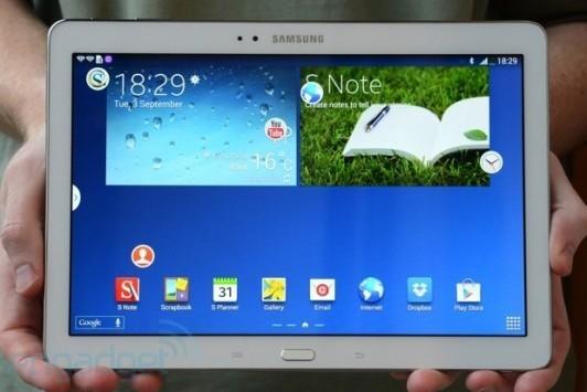 Samsung presenta ufficialmente il Galaxy Note 10.1 2014