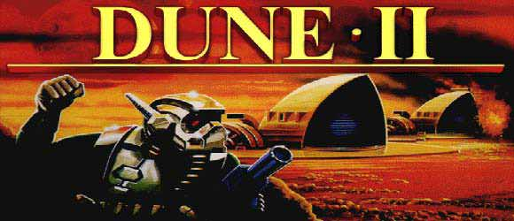 Dune II per Android - The Building of a Dynasty