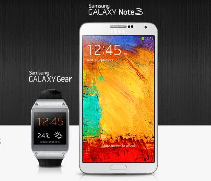 Samsung: 5 milioni di Galaxy Note III venduti in un mese