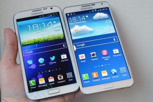 Galaxy Note 3 VS Galaxy Note 2: che cosa è cambiato?
