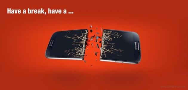 Nokia deride Android 4.4 KitKat su Twitter