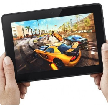 Amazon Kindle Fire HDX vince la sfida display con l'iPad Air