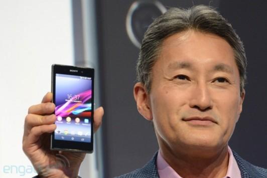 Sony presenta ufficialmente il nuovo Xperia Z1