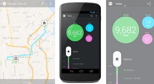 Moves, dopo il successo su iOS, approda su Android