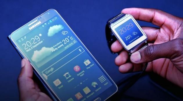 Galaxy Gear e Galaxy Note III, ecco i prezzi UK