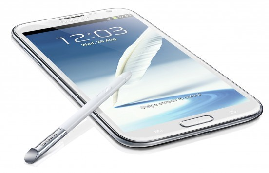 Galaxy Note 2: trapelato un firmware di Android 4.3
