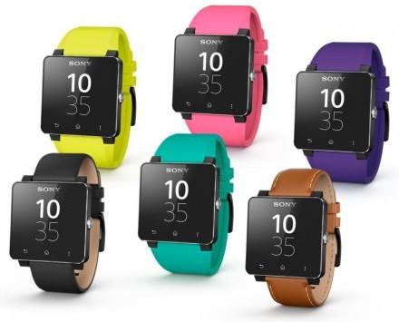 Sony e Garmin al lavoro su un'app per SmartWatch 2