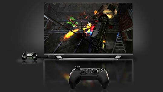 Nvidia annuncia GameStream per SHIELD