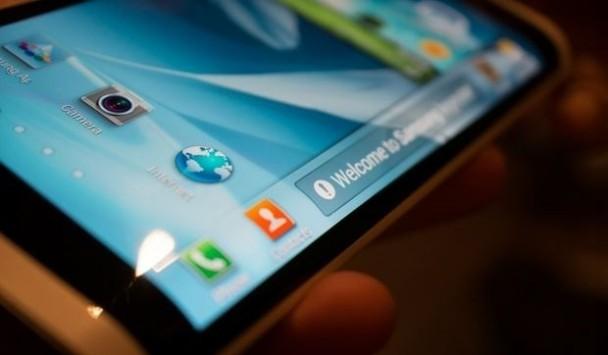 Samsung Galaxy con display curvo: ecco un primo render