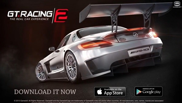 Gameloft pubblica il trailer di lancio di GT Racing 2: The Real Car Experience